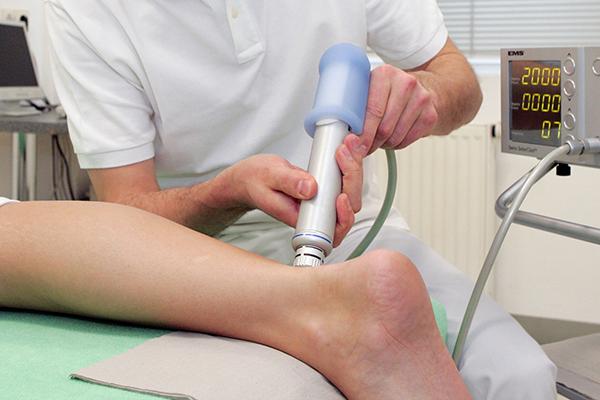 Behandlung mit Lasertherapie in Leverkusen