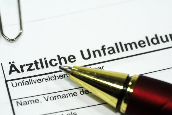 Unfallmeldung und Durchgangsärzte in Leverkusen