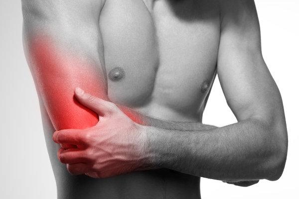 Schmerzen und Operation an Ellenbogen und Hand in Leverkusen